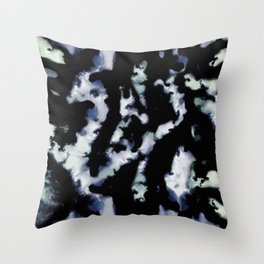 Dappled horses Throw Pillow