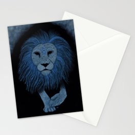 Lion Animal Guide Stationery Cards