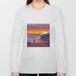 Pawnee National Park Long Sleeve T-shirt