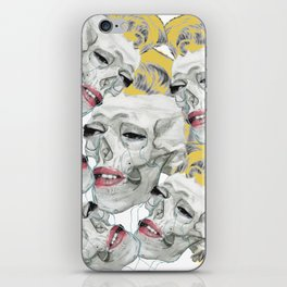Pop will kill us all iPhone Skin