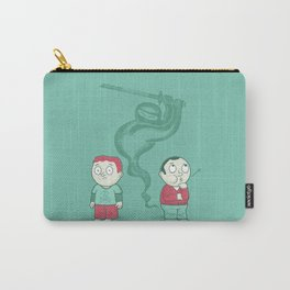 Silent and Deadly Carry-All Pouch