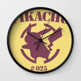 Pika Wall Clock