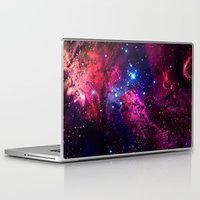 galaxy Laptop & iPad Skins featuring Galaxy! by Matt Borchert