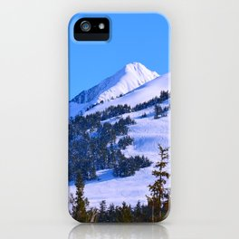 Back-Country Skiing  - IV iPhone Case