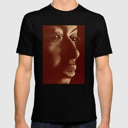 mama africa- brown T-shirt