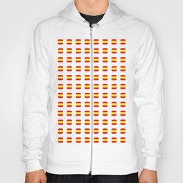 Flag of spain 16 - with soft square Hoody