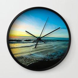 Rota Spain Beach 7 Wall Clock