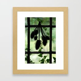 Bird House, Pickity Place, Mason NH Framed Art Print