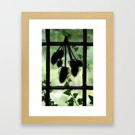 Bird House, Pickity Place, Mason NH Framed Art Print