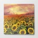 Sunflower by kiaesse