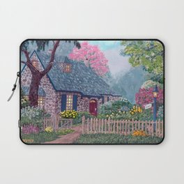 Essex House Cottage by Ave Hurley Laptop Sleeve