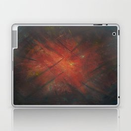 By the Campfire Laptop & iPad Skin