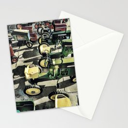 Maximum Overdrive - Painting Stationery Cards