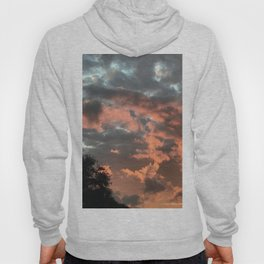 Glowing Clouds Hoody