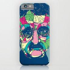 Edgar Allan Poe 1809 - 1849 iPhone 6s Slim Case