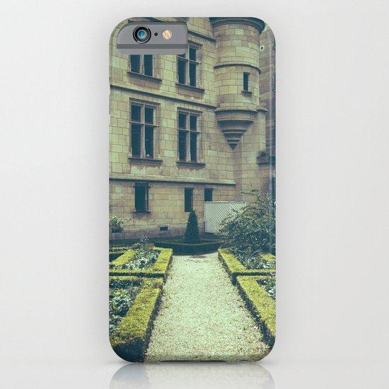 French Garden Maze iPhone & iPod Case