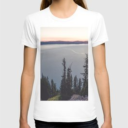 Lakeside Sunrise T-shirt