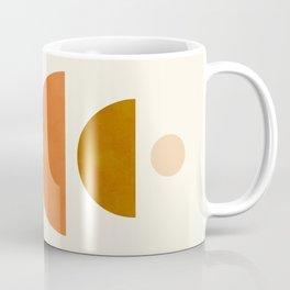 Abstraction_Geometric_Shape_Moon_Sun_Minimalism_001D Coffee Mug