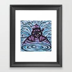 Orixás - Nanã Framed Art Print