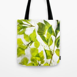 Leaf it Tote Bag
