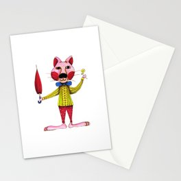 Let's Party - Jackie Stationery Cards