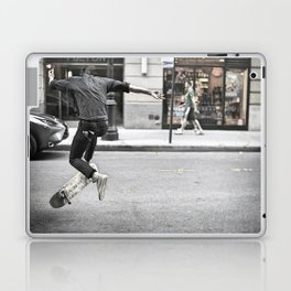 Mid-Air Skater Laptop & iPad Skin