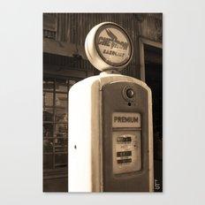 Timeless Pump Canvas Print