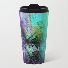 STORMY PURPLE VS BLACK Travel Mug
