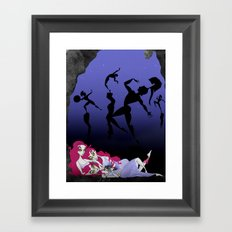 The Gorgons Framed Art Print