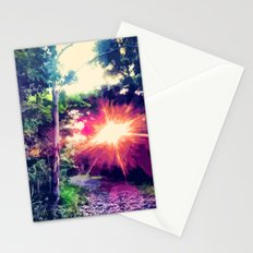 Junglism 4 Stationery Cards