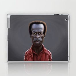 Celebrity Sunday ~ Miles Dewey Davis Laptop & iPad Skin