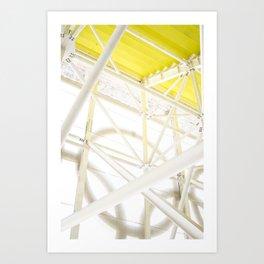 olympic 2012 Art Print