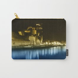 Colorful Guggenheim Carry-All Pouch