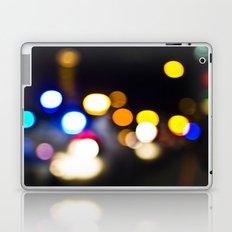 New York Lights Laptop & iPad Skin