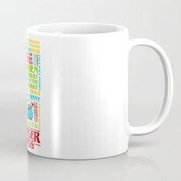 Granger Things Coffee Mug