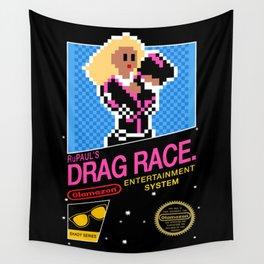 Rupaul's Drag Race - 8 Bit NES Wall Tapestry