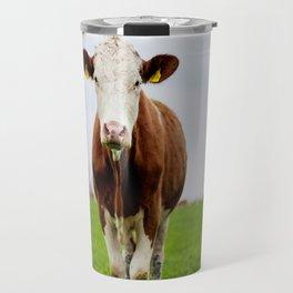 Die Kuh macht Muh Travel Mug