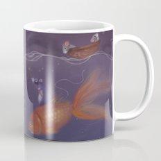 Over Under Water Mug