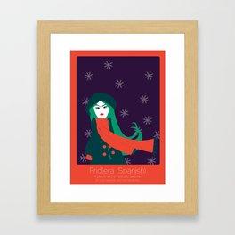 Found In Translation - Friolera Framed Art Print