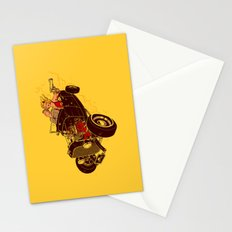 Bonnie & Clyde Stationery Cards