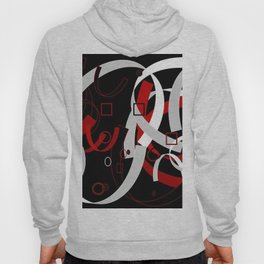 Simple Abstract Hoody