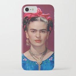 Frida Kahlo Photography II iPhone Case