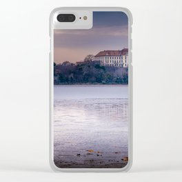 Tata, Hungary Clear iPhone Case