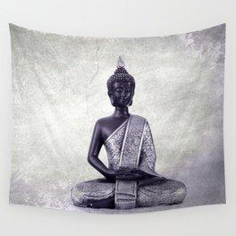 Buddha  - JUSTART © Wall Tapestry