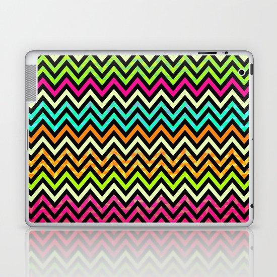 Chevron Mix #6 Laptop & iPad Skin