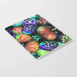 Painted Eggs (ID427) Notebook