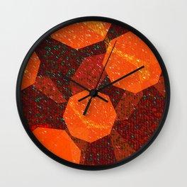 UMBRELLAS 3 Wall Clock