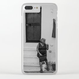Gelato Clear iPhone Case