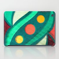 planets iPad Cases featuring Planets by VessDSign