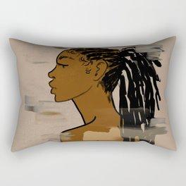 braids Rectangular Pillow